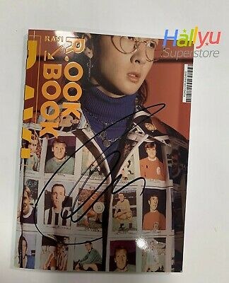 "RAVi (of VIXX)  ""R.OOK BOOK""  2ND MINI-  Autographed(Signed) Promo Albui"