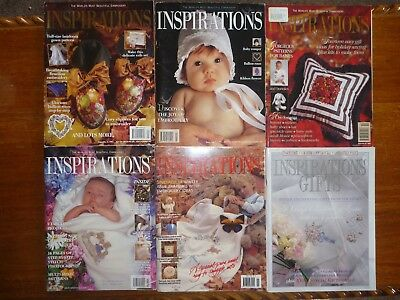 Bulk Inspirations Embroidery Magazine Issue 4 7 10 14 15 Gifts Country Bumpkin