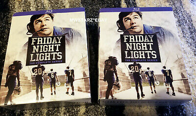 Friday Night Lights The Complete Series Collection (Blu-ray 13-Disc Set)