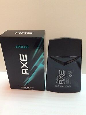 AXE APOLLO EAU TOILETTE  COLONIA 100ml SPRAY NEW