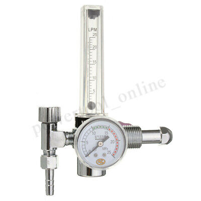 Good CO2 Argon Mig Tig Flow Meter Regulator Flowmeter Welding Weld Gauge