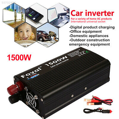 A64F Car Inverter 1500W Power Inverter Modified Sine Wave
