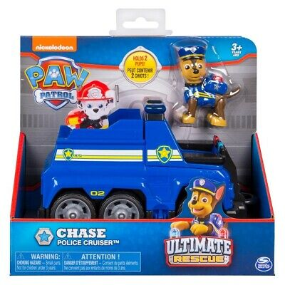 Paw Patrol Ultimate Rescue Themed Vehicle - Chase Police Cruiser