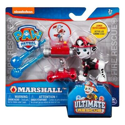 Paw Patrol Ultimate Rescue Action Pack - Marshall