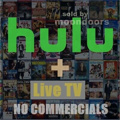 Hulu Premium Account Lifetime ✅ (No Ads) + Live TV 🔥Instant Delivery🔥