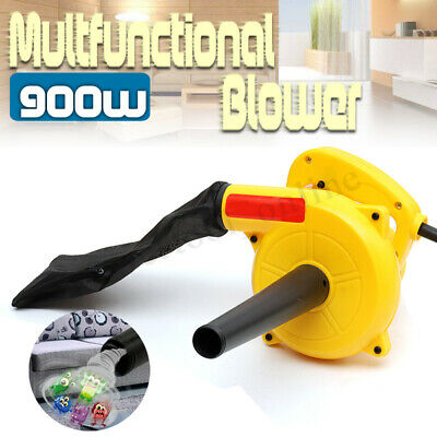 900W Electric Car Garden Dust Leaf Air Blower Computer Vacuum Cleaner