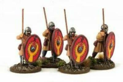 Gripping B Late Romans Late Roman Unarmored Infantry w/Helmets - Adva Pack MINT