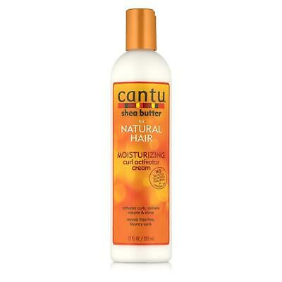 Cantu Shea Butter Moisturizing Curl Activator Cream 355ml/12oz