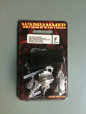 Games Workshop Warhammer Fantasy Bretonnia Damsel Citadel Mordheim NIB Sealed