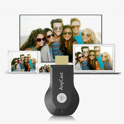 AnyCast Miracast M2 Plus Wi-Fi 1080P HDMI Dongle Récepteur DLNA TV Airplay Stick