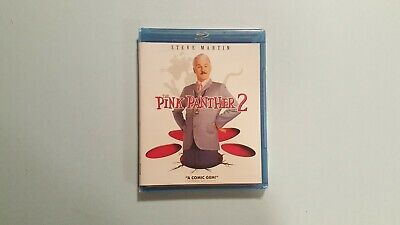 The Pink Panther 2 (Blu-ray Disc/Bonus/Di 2009, 3-Disc Set, with Bonus Disc) New