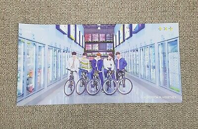 K-Pop Tomorrow X Together Txt [The Dream Chapter : Star] Official Poster -New-