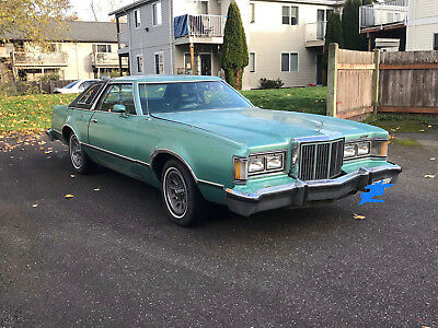1979 Mercury Cougar  1979 Mercury Cougar XR7 (Video in Comments!)