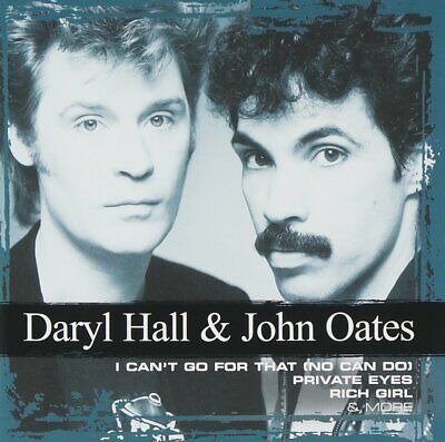 Daryl Hall & John Oates - Collections / Greatest Hits / Best Of CD NEW/SEALED