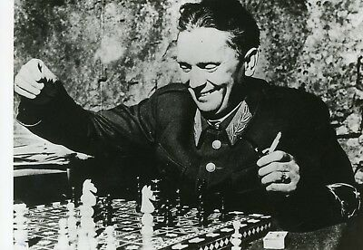 Josip Broz Tito Jouant Aux Echecs Photo De Presse Chess