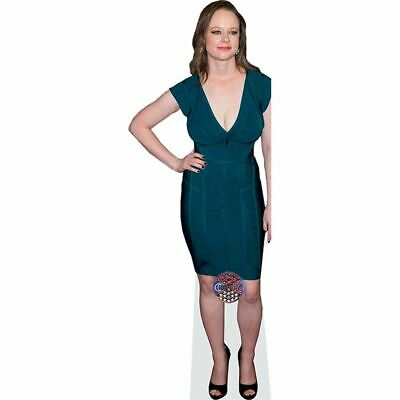 Thora Birch Cardboard Cutout (mini size). Standee.