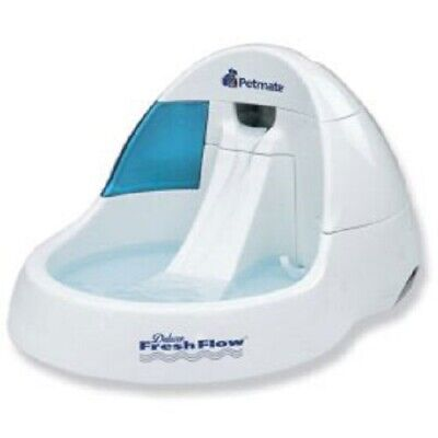 Petmate Deluxe Fresh Flow Pet Water Fountain