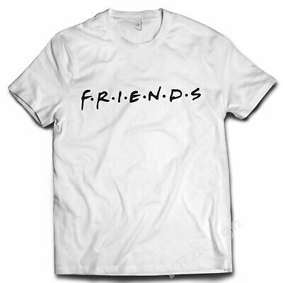 Friends unisex T-shirt Inspired TV Series central perk Funny tee casual Tshirt