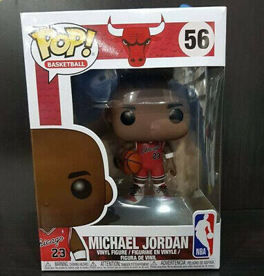 Funko Pop Michael Jordan 56 IN HAND Basketball NBA player Chicago Bulls
