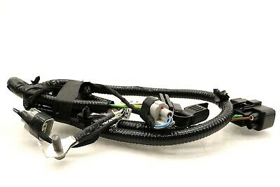new oem ford rear bumper & trailer wiring harness hl3z-13a576-c f-