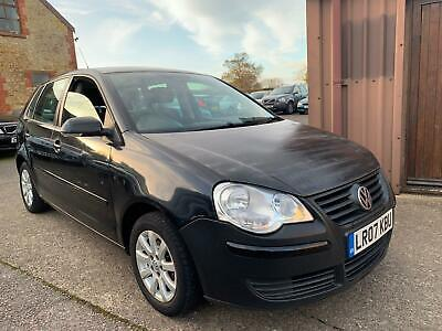 Volkswagen Polo 1.4 ( 80PS ) 2007MY SE