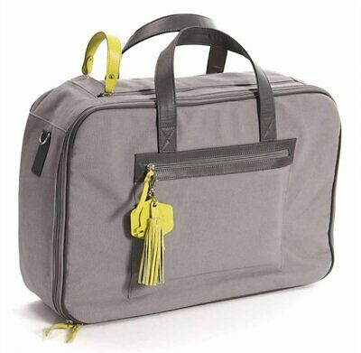 Sac A Langer / Valise De Maternite Sweetcase Complete Tissu Cuir Neuf C5