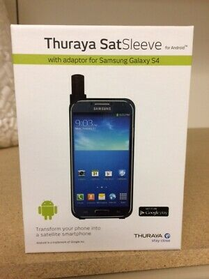 1st Generation Thuraya Satsleeve for Android S4 - Brand new