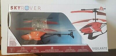 SKY ROVER GYRO Indoor Helicopter Toy Lights Wireless Remote
