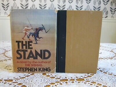 THE STAND Stephen King 1978 Doubleday & Company HC/DJ 1st Edition