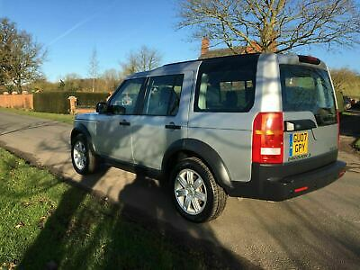 2007 Land Rover discovery 3 XS, 7 seat versatile lovely car!