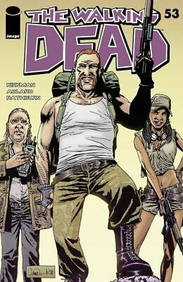 THE WALKING DEAD #53 Image Comics October 2008 Here We Remain