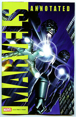Marvels Annotated #2 (2019) Marvel NM/NM-