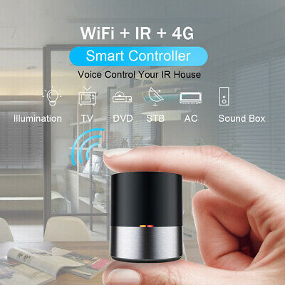 Smart Home WIFI 2.4G IR Remote Control AC TV DVD Android iOS APP Control
