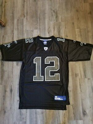 1b396318bf1 REEBOK NFL EQUIPMENT New Orleans Saints Marques Colston Jersey Size ...