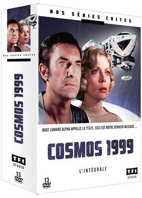 Space: 1999 Complete Series NEW PAL 13-DVD Box Set Charles Crichton
