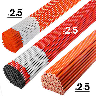 200 / 500 Driveway Markers Snow Plow Stakes 48 Inch Streets 48 Inch Ski Facility