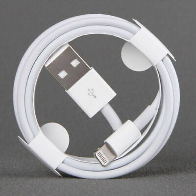 Lightning USB Charger Cable For Original OEM Apple iPhone 6//7/8/X/XR (LOT SELL)