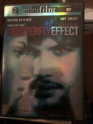 The Butterfly Effect (Infinifilm Edition DVD