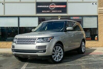 2013 Land Rover Range Rover  Autobiography low mile free shipping warranty luxury finance 2 owner clean
