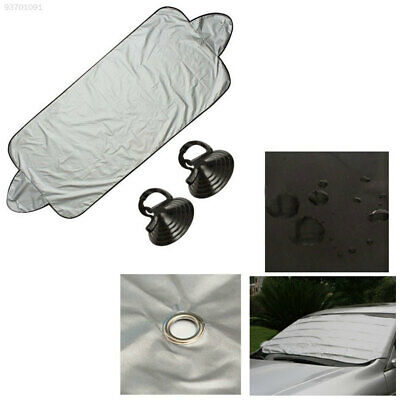 7A7E Windscreen Cover with Sunction Cup Windshield Cover Nylon