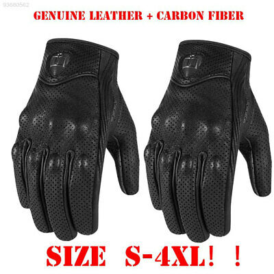 F6B8 Gloves Touch Screen Cold Plush L Leather Case Hand Socks Practical