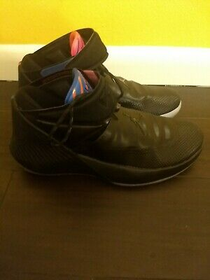 timeless design c9459 06dbd Nike Air Jordan Why Not Zero .1 AA2510-024 Russell Westbrook Men s Size 11