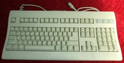 Key Tronic AT windows keyboard for 286 386 486 early Pentium computer
