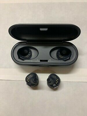 Samsung Gear (Black) IconX  Bluetooth Earbuds and Case (SM-R150)