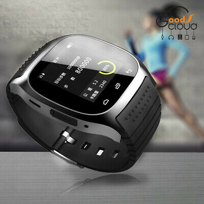 M26 Wrist Waterproof Bluetooth Smart Watch Phone Mate For Huawei Xiaomi iPhone