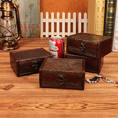 Treasure Chest for Gift Box Cards Collection Gifts and Home Decor storage Box