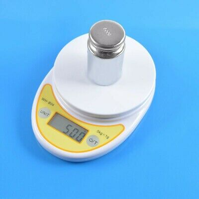5kg/1g 1kg/0.1g Digital Electronic Kitchen Weighing Bowl Scale Diet Food Scale