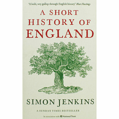 A Short History of England by Simon Jenkins (Paperback), Non Fiction Books, New