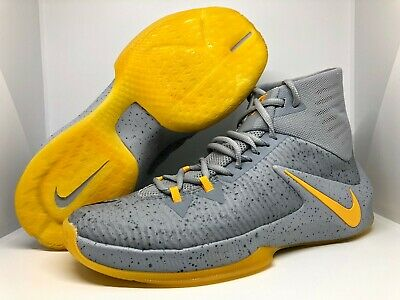 separation shoes d5d08 7c5f6 Nike Zoom Clear Out PE Draymond Green Grey Sz 9 Basketball Shoes 888404 071