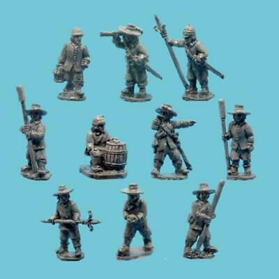 Blue Moon Historical Mini 15mm Ghulam Heavy Cavalry Command Pack